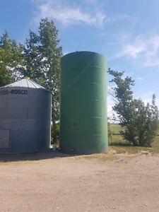18,000 Liquid Fertilizer Storage Tank