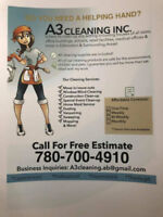 A3 cleaning inc