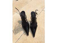 Kurt Geiger leather ladies shoes