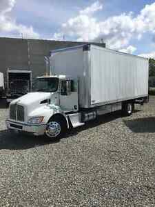 Kenworth T370 cab & chassis only on air brakes