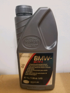 8 x OEM BMW DCTF-1 Dual Clutch Transmission Fluid