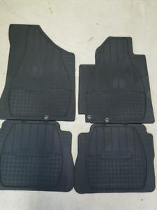 2010-2012 Hyundai Santa Fe Winter Floor Mats
