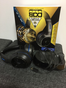 (Pour PS4) Turtle Beach Elite 800 Wireless Gaming Headset