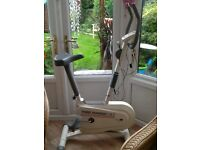York Magna magnetic resistance exercise bike