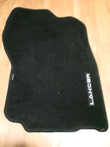 Mitsubishi lancer floor mats (Brand New