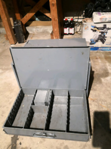 4 layer iron box tool box