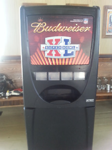 One Of A Kind Budweiser NFL Beverage Dispenser By Maytag