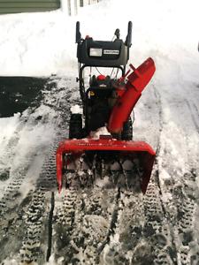 """Craftsman snowblower 27"""""""