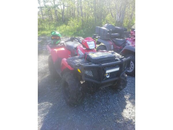 Used 2007 Polaris Sportsman 500 HO