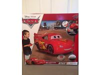 Large inflatable remote control lighting McQueen car