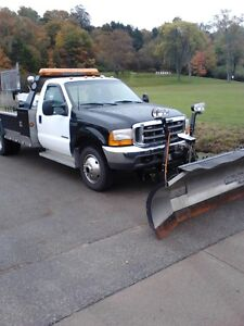 F-450 7.3 diesel 4x4 tow truck with wheel lifter Reduced