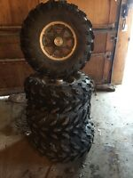 Polaris Rzr xp rims