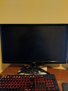 "Selling my Acer GN246HL 24"" 144hz monitor"
