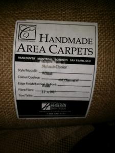 Handmade area Carpet