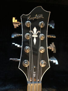 HAGSTROM- 8 STRING BASS FOR SALE MINT CONDITION