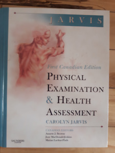 First Edition- Physical Examination & Health Assessment