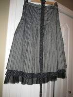 UK Fever PARTY SKIRT 4 6 US Small
