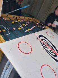 Pool/games table