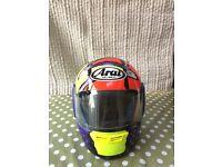 Motorbike helmet for sale £60