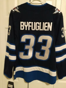 029acd65d9cc6 Men´s Winnipeg Jets Jersey - Big Buff (NEW) 3XL