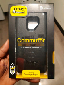 Otter box case for Galaxy A8