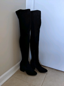 Excellent Condition Steve Madden Thigh Boots!