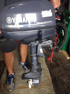 Yamaha 4-Stroke Portable Outboard for Sale!