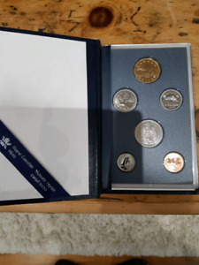 1996 Speciman Set of Canadian Coins