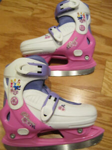 Disney Princess Adjustable Ice Skates