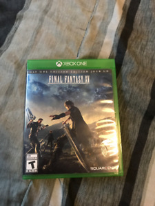 Final Fantasy 15 for Xbox One