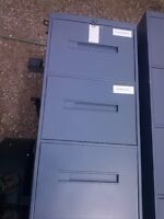 Vertical and lateral filing cabinets