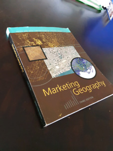 Marketing Geography 3rd Edition