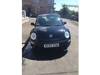 Volkswagen Beetle 3dr Black