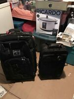 Roots Luggage and Atlantic Carry On