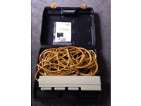 Electric hook up triple mobile mains kit
