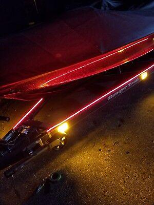 Ski Deck Boat - Boat Trailer Accent LED Lights WATER PROOF Boat Deck BASS PONTOON,SKI BOAT