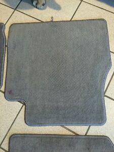 Grey Floor mats for Honda accord - set of 4 London Ontario image 3