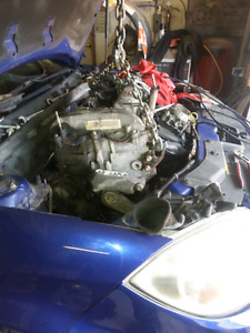 Engine replacement an  swapping !