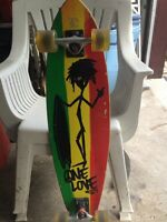 Longboard for sale in good condition