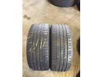 245/35/20 part worn tyres Coleraine