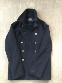 Topman Peacoat Jacket (XL)