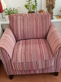 Large comfortable armchair