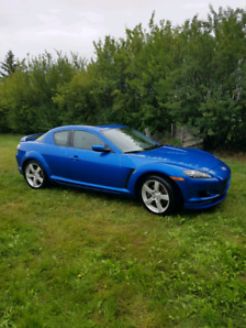 2005 RX-8 Coupe