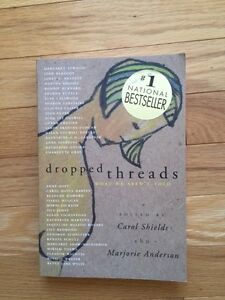 Book Dropped Threads 1 & 2