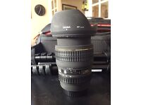 Sigma ef 20-40mm f2.8 DG for canon