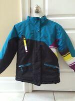 Girl's Winter Coat/Size Med 10-12