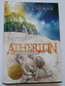 Atherton, The House of Power, Patrick Carman