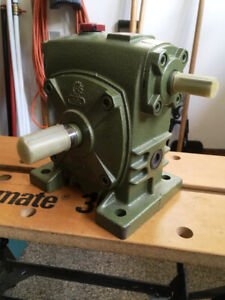 15:1 Worm Gear Reducer - Never Used