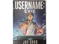 Username Evie by joe sugg