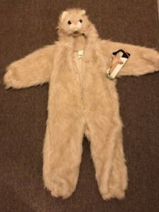 Cat Halloween Costume - Size M (approx. 5T)